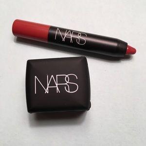 NARS Velvet Matte Lip Pencil & Sharpener